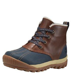 Timberland Women's Mt Hayes Waterproof Chukkas